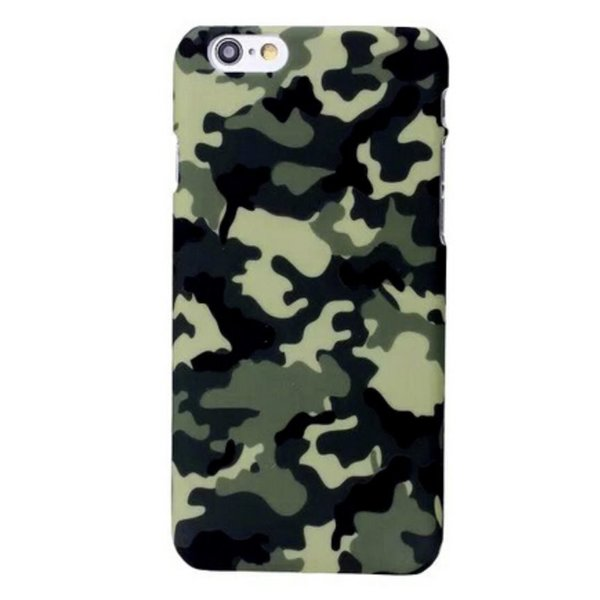 iPhone 6/6S Case - camouflage/green
