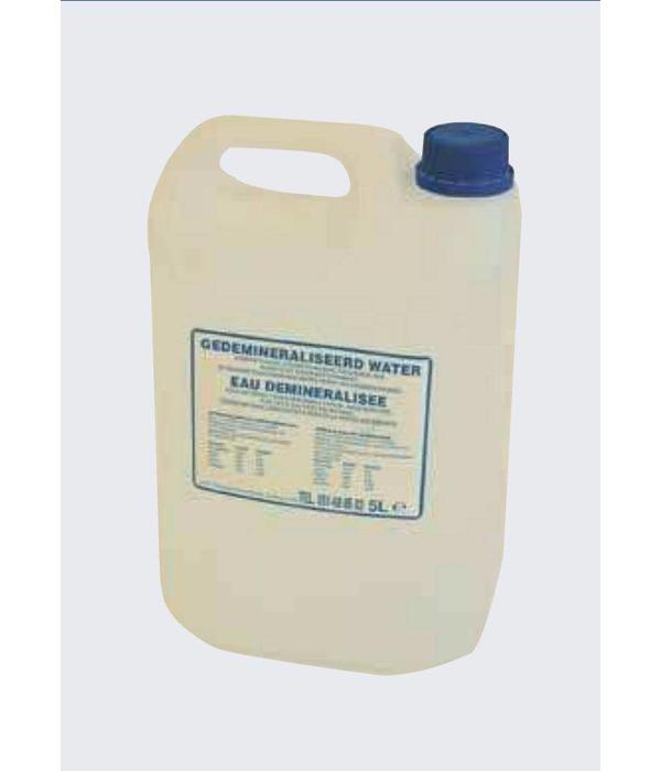5 liter gedemineraliseerd water