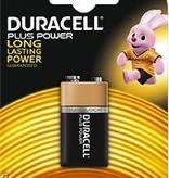 Duracell Batterij Plus Power Duralock 9v / 6LR61 blister 1
