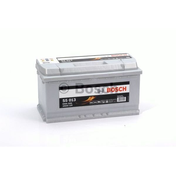 Auto accu 12 volt 100 ah Type S5 013