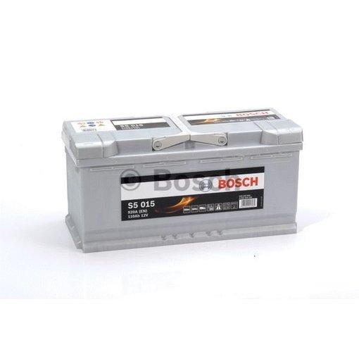 Bosch Auto accu 12 volt 110 ah Type S5015