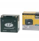 SLA 12-5 Motor accu 12 volt 5,0 ah