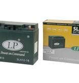 SLA 12-18 Motor accu 12 volt 18,0 ah