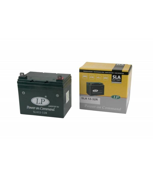 SLA 12-32R Motor accu 12 volt 32,0 ah