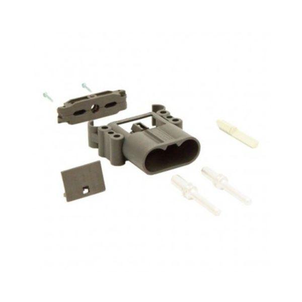 Euro 160A stekker 50 mm² (95044-01) mannelijk