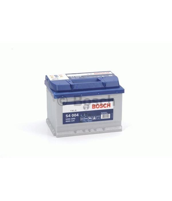 Bosch Auto accu 12 volt 60 ah Type S4004