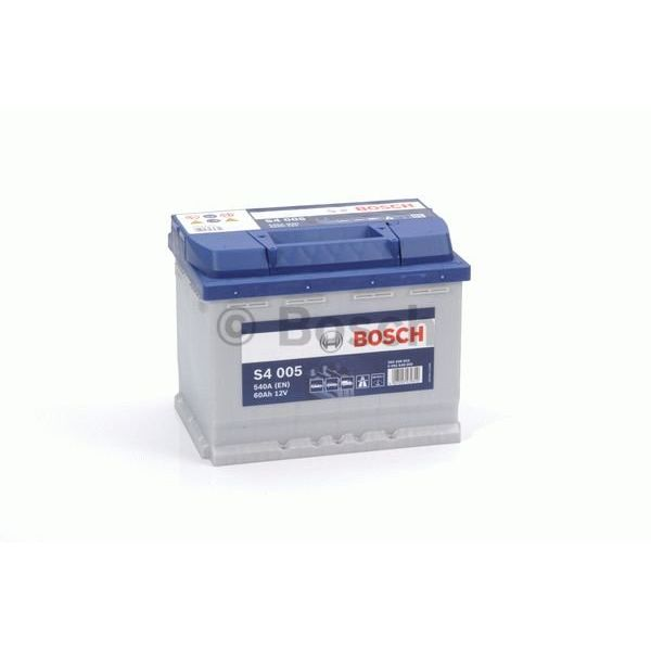 S4005 start accu 12 volt 60 ah