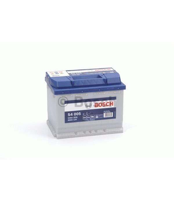 Bosch Auto accu 12 volt 60 ah Type S4005