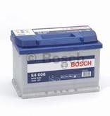 Bosch Auto accu 12 volt 74 ah Type S4008