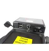 AQ-Tron Mini startbooster 1200A, starthulp, jumpstarter met USB aansluiting G5 / 2017