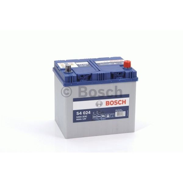 S4024 start accu 12 volt 60 ah