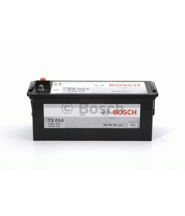 Bosch Startaccu 12 volt 145 ah T3 054 Black truckline