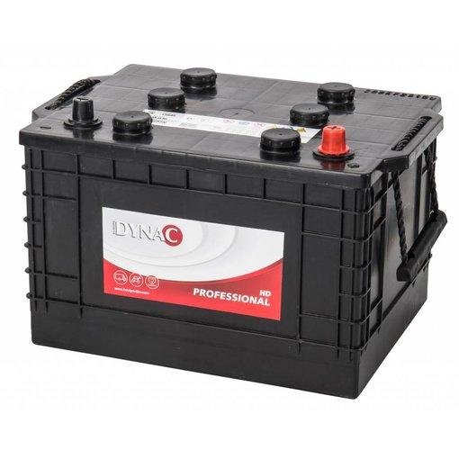 Dynac 12 volt 135 ah Type HD 63527 startaccu