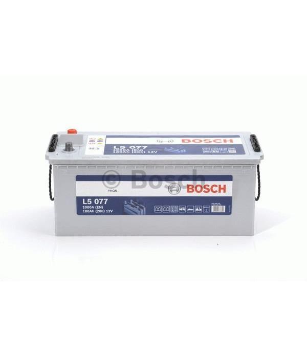 Bosch Accu semi tractie 12 volt 180 ah Type L 5077