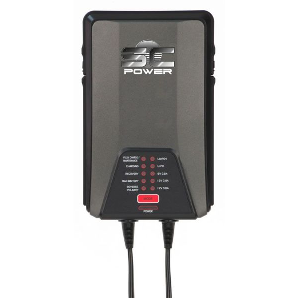 Acculader 3,8 A SC38 Power premium