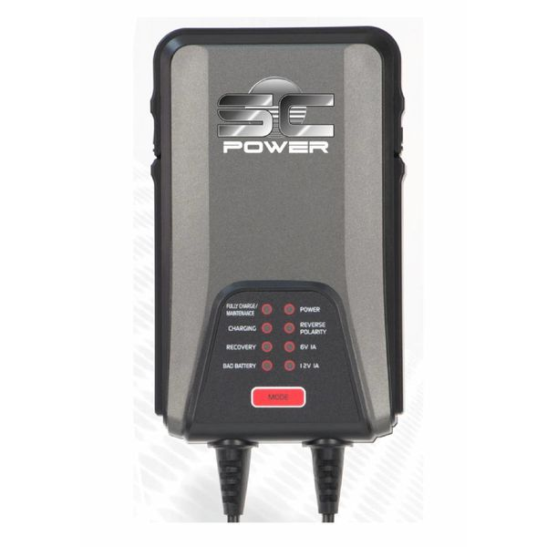 Acculader 1,0 A SC10 Power premium