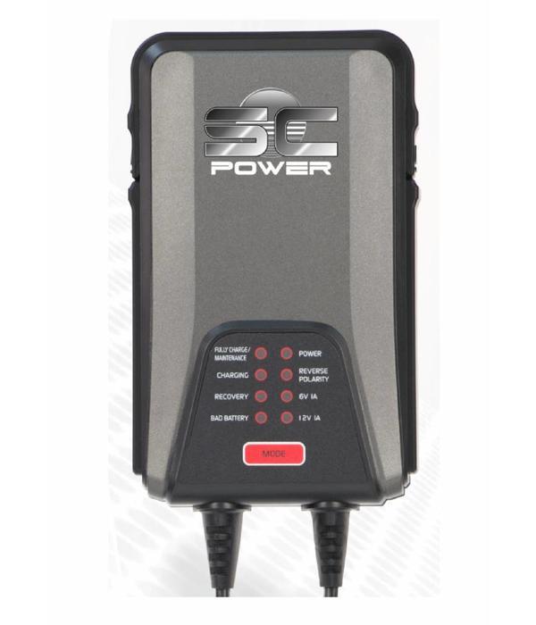 SC 10 Power premium 1,0 A acculader