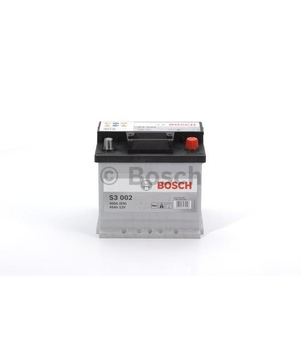 Bosch Auto accu 12 volt 45 ah Type S3002
