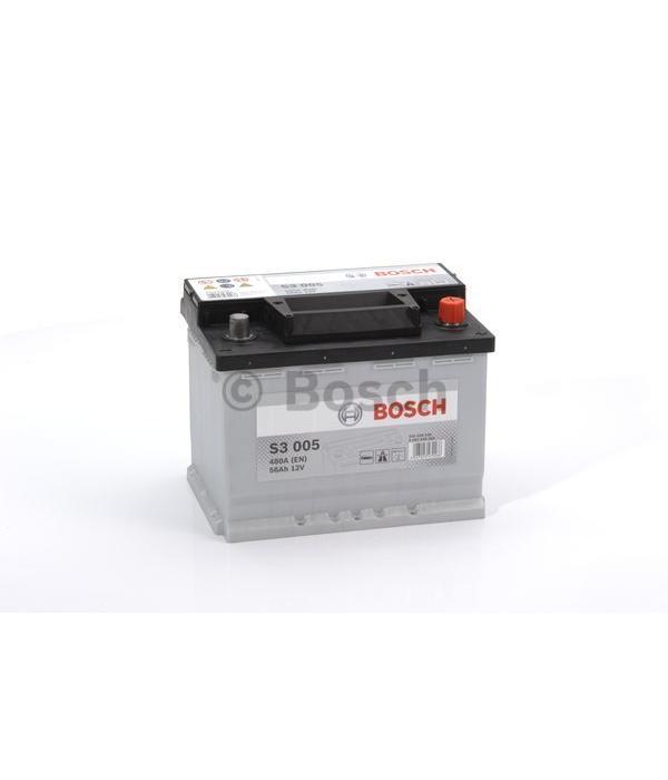 Bosch Auto accu 12 volt 56 ah Type S3005