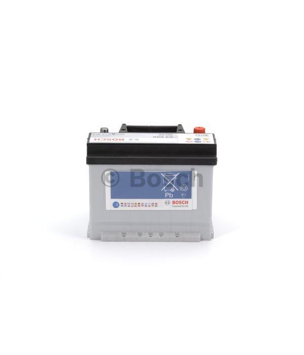 Bosch Auto accu 12 volt 56 ah Type S3006 + links