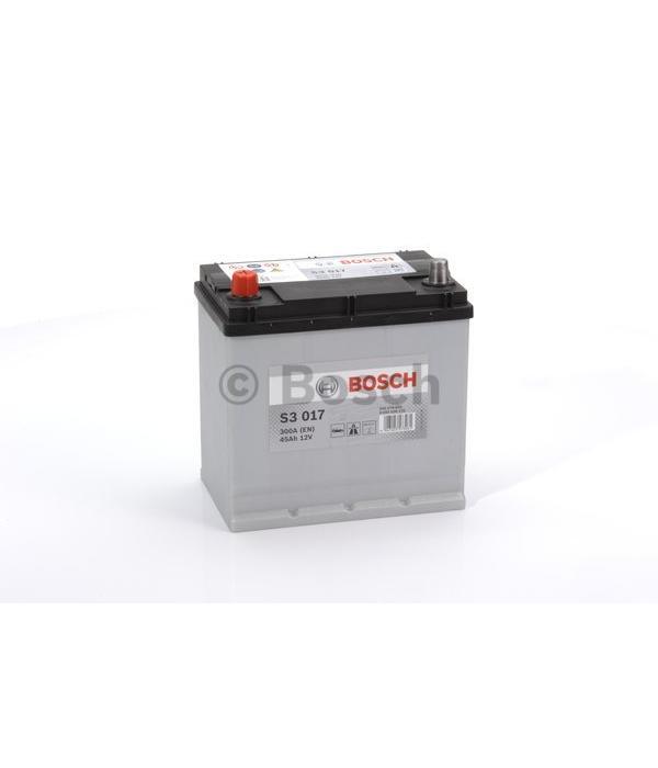 Bosch Auto accu 12 volt 45 ah Type S3017