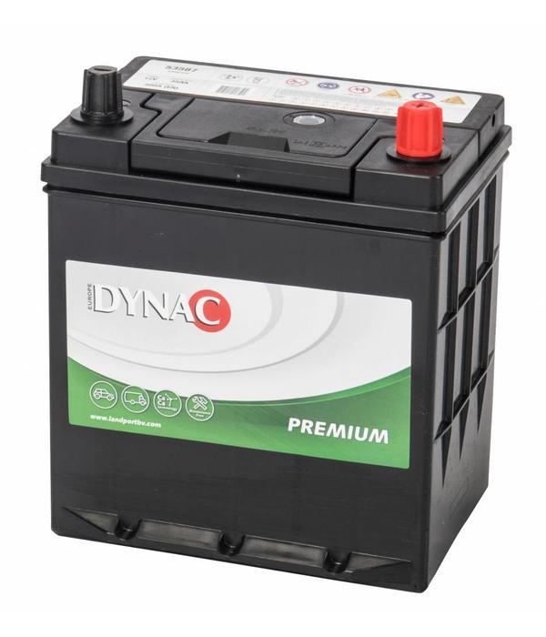 Dynac Auto accu 12 volt 35 ah Type 53587