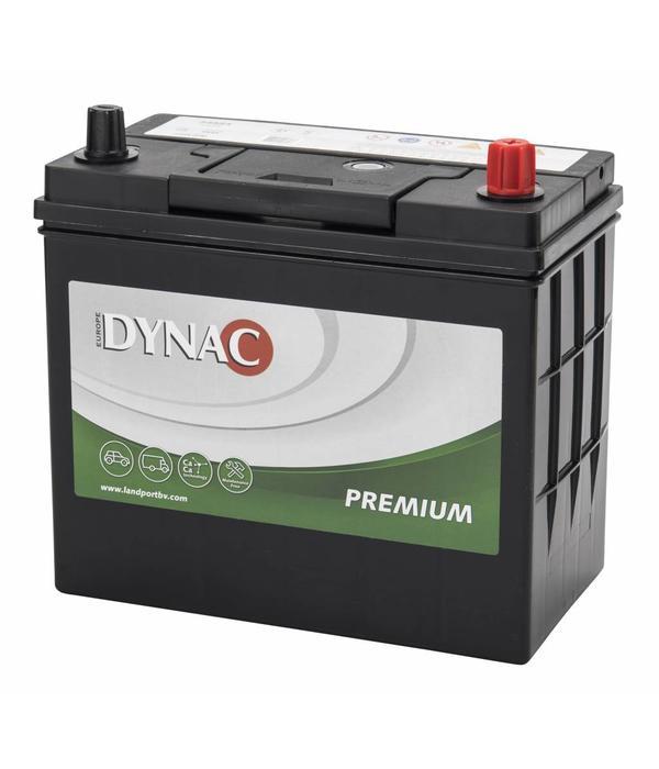 Dynac Auto accu 12 volt 45 ah Type 54584