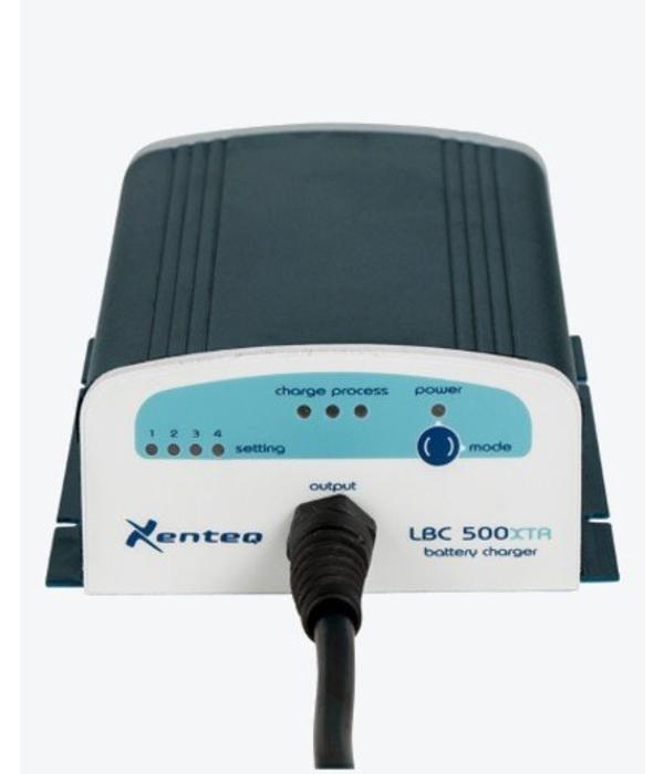 Xenteq LBC 512-10XTR acculader 10A (waterdicht)