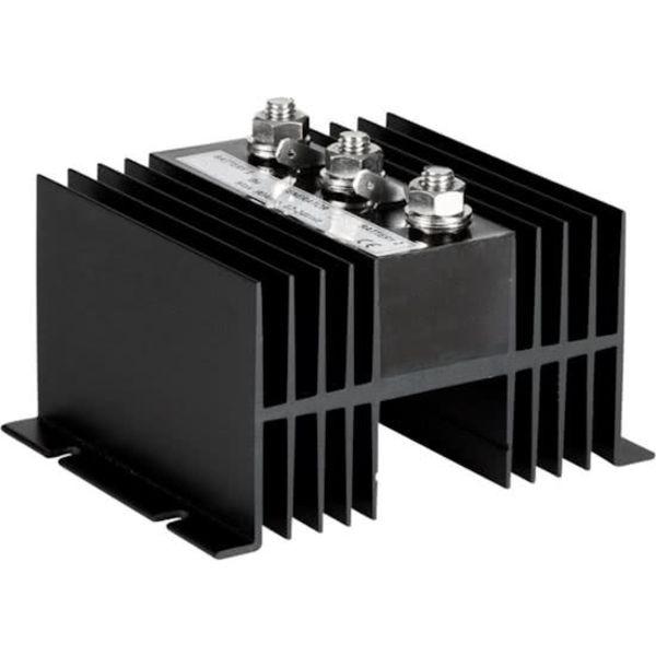 DB 180 2-weg Laadstroomverdeler 12 - 24 volt