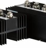 Xenteq DB 270 3-weg Laadstroomverdeler / diodebrug 12 - 24 volt