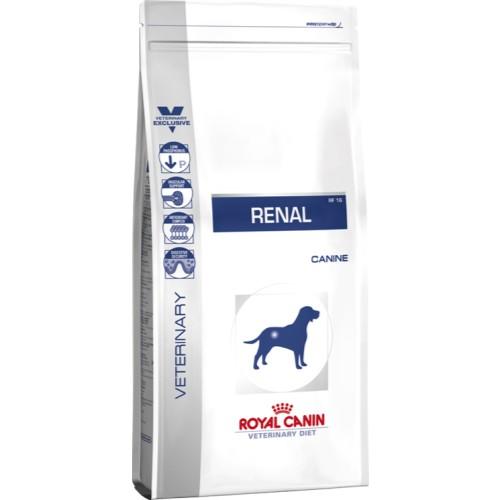 Afbeelding Royal Canin Veterinary Diet Renal hondenvoer 7 kg door Petduka