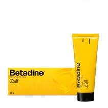 Betadine Jodium Oplossing/Scrub/Zalf
