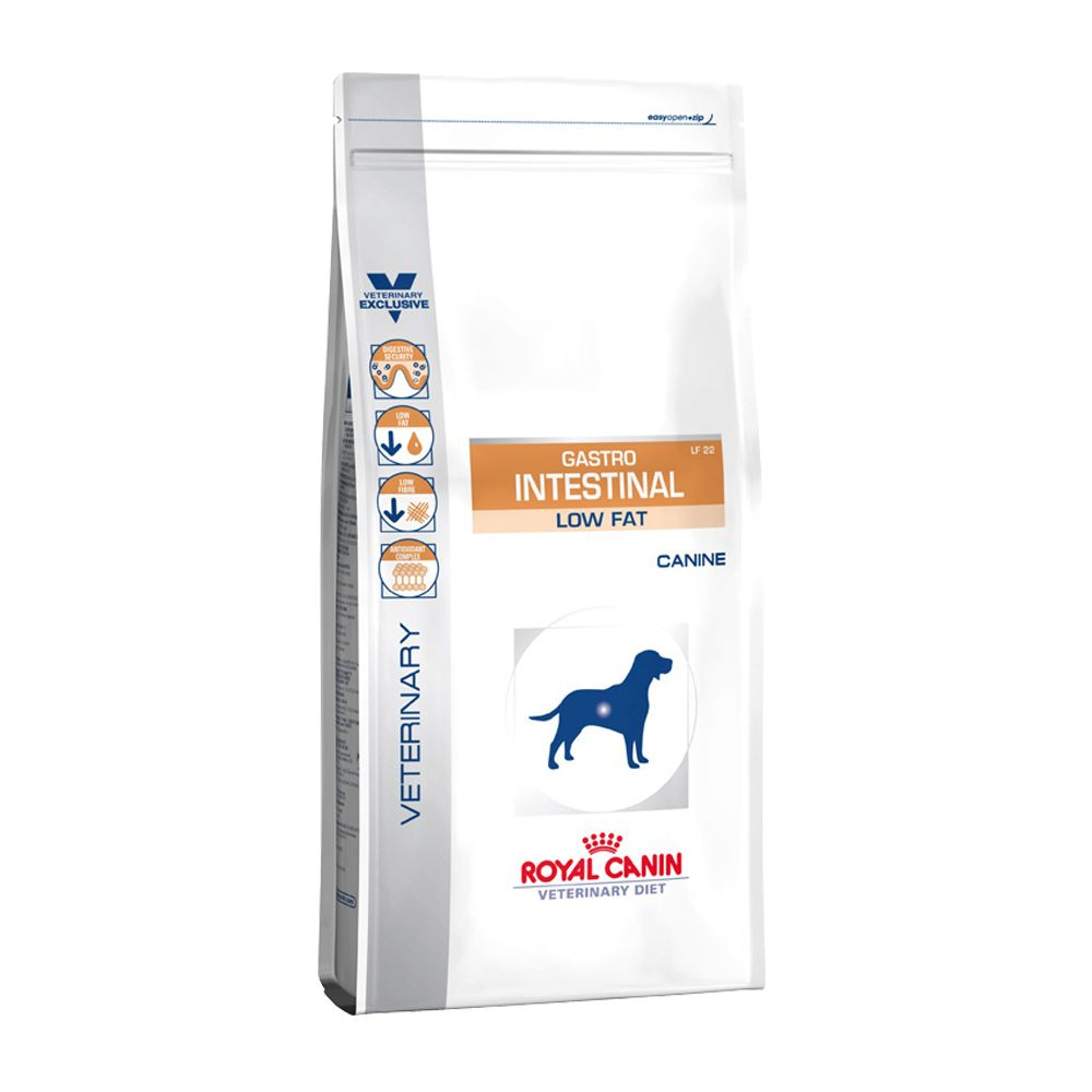 Afbeelding Royal Canin Veterinary Diet Gastro Intestinal Low Fat hondenvoer 12 kg