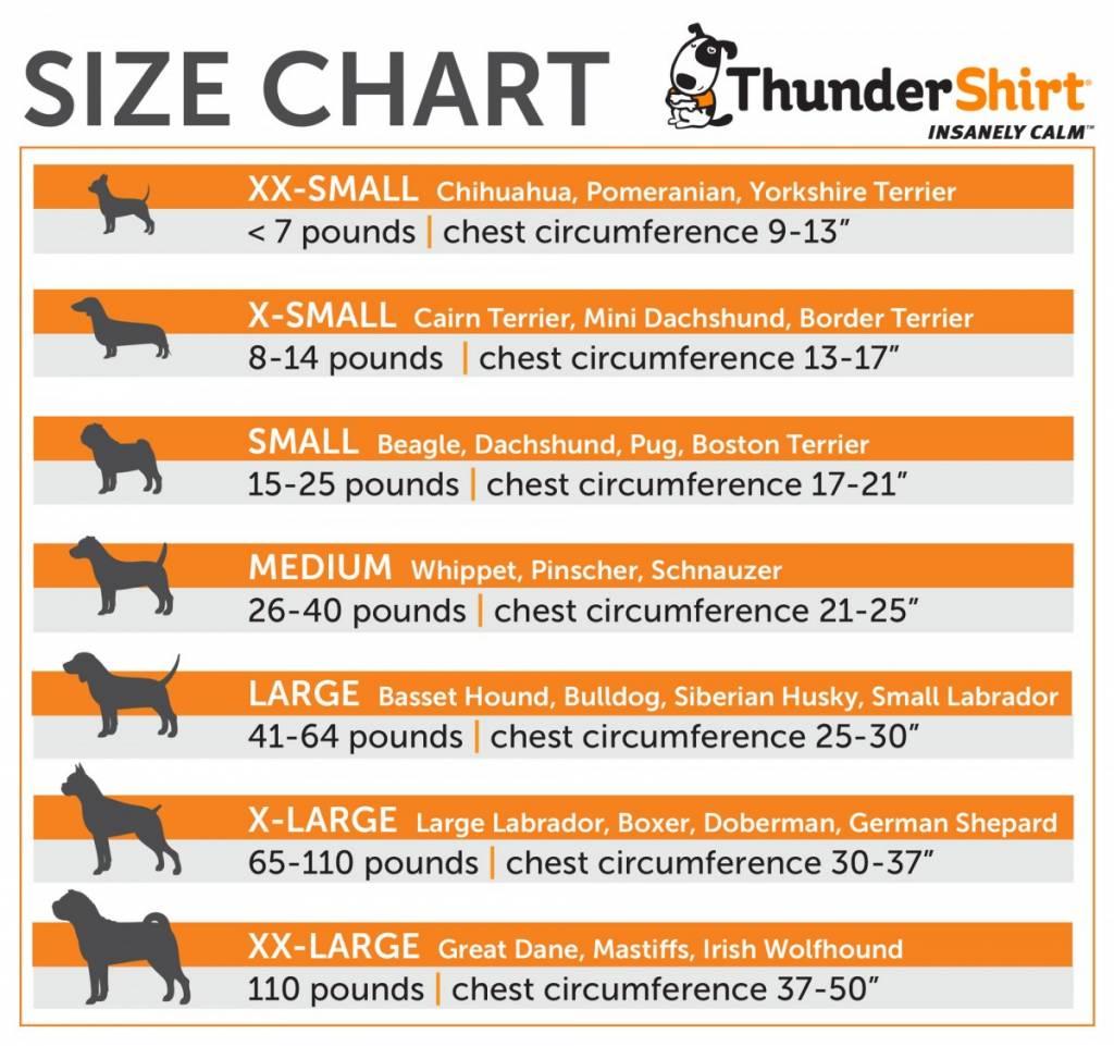 Thundershirt Hond