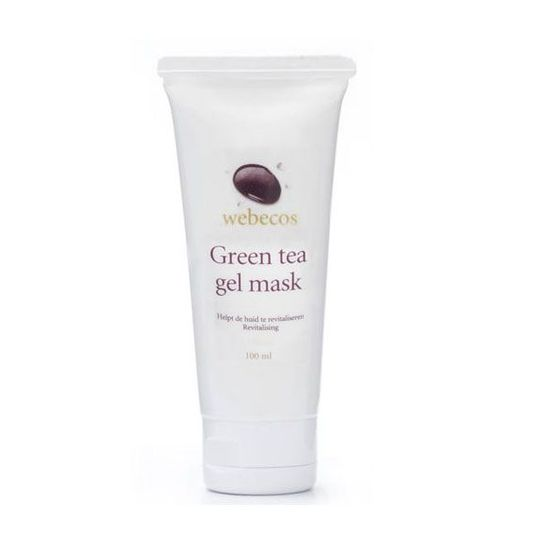 Webecos Green Tea Gel Mask