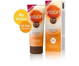 Vision All Year Natural Tan