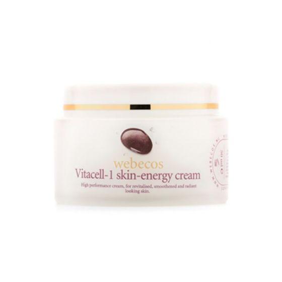 Webecos Vitacell-1 Skin Energy Cream