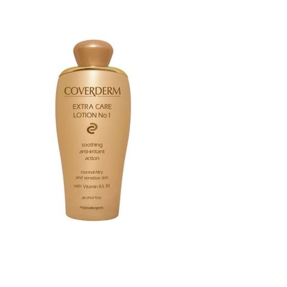 Coverderm Extra Care Lotion 1