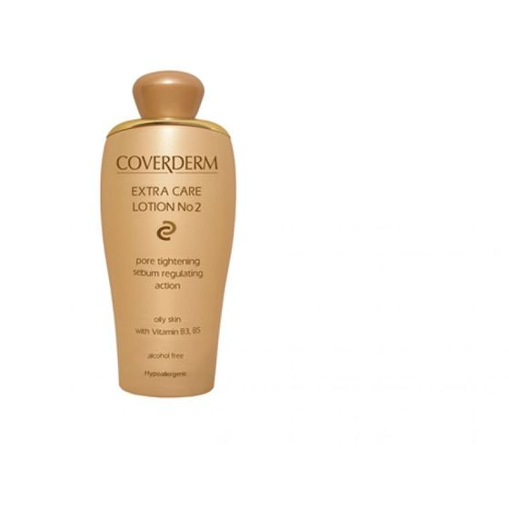 Coverderm Extra Care lotion 2