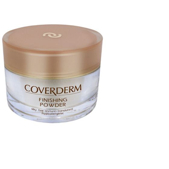 Coverderm Finishing Powder