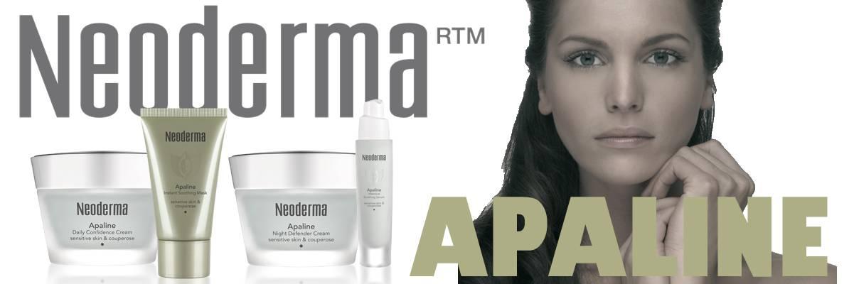 Neoderma Apaline voor de gevoelige huid