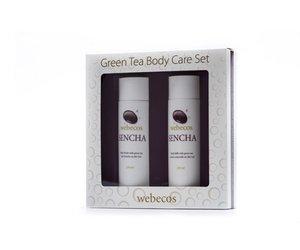 Webecos Sencha Body Care Set