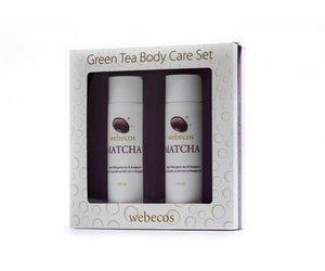 Webecos Matcha Body Care Set