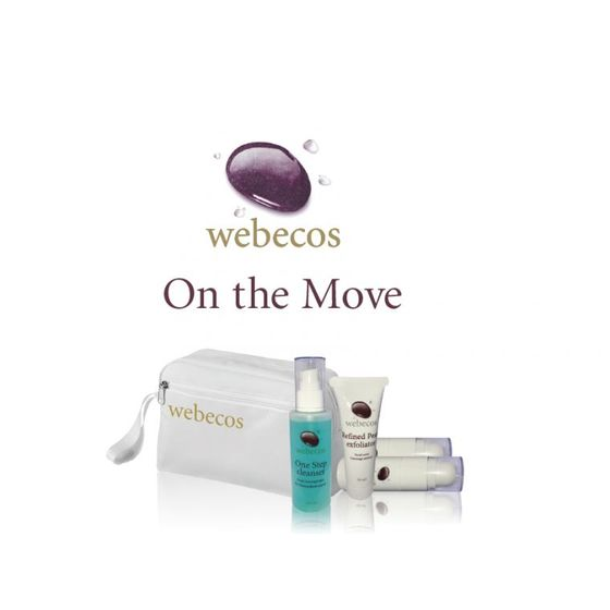 Webecos Vitalizing Skin Solutions