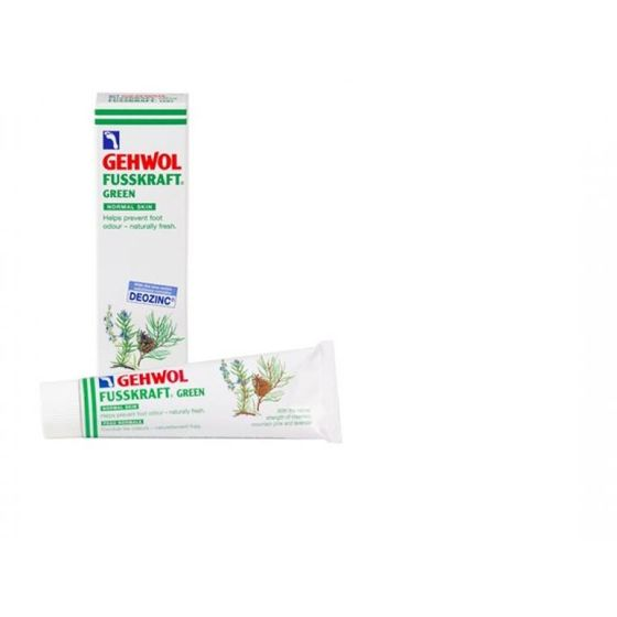 Gehwol Fusskraft Groen 75 ml