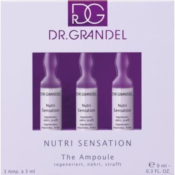 Dr Grandel Nutri Sensation The Ampoule