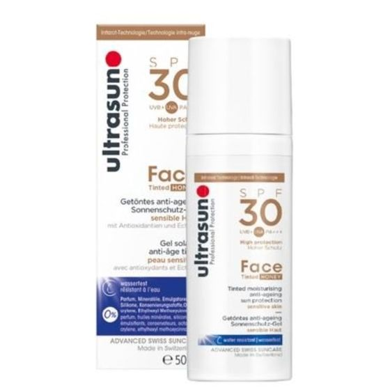 Ultrasun Face Anti-Age SPF 30 Tinted Honey