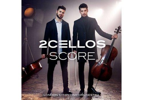 Music on Vinyl Two Cello's - Score