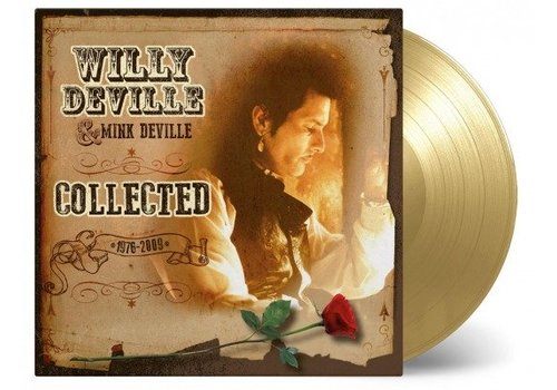 Music on Vinyl Willy Deville  - Collected