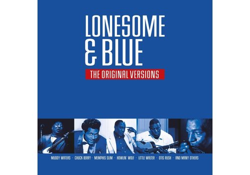 Vinyl Passion Various Artists - Lonesome & Blue